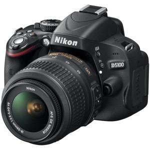 Nikon D5100 kit (18-55)