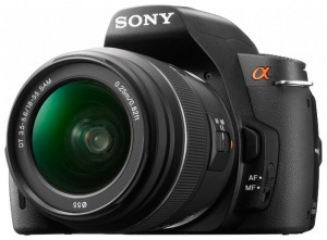 Sony Alpha DSLR-A390L kit 18-55 РСТ