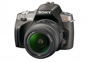 Sony Alpha DSLR-A380L Kit 18-55 мм